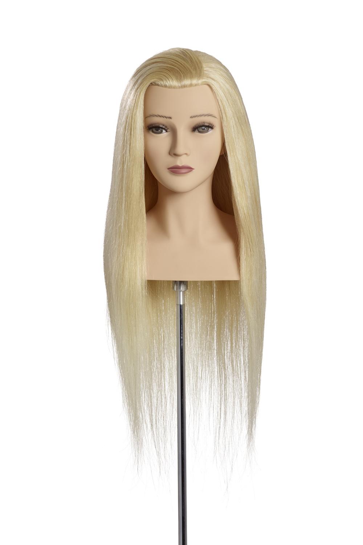 Cap Manechin Competition LUNA OMC, 60cm, Par Natural, Blond